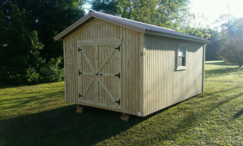 Yoders Storage Buildings -Portable Building Solution for Georgia